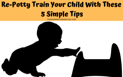 #TMCTips: 5 Tips On How to Re-Potty Train Your Kid