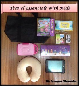 Travel Essentials with Kids