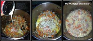 ham and Chicken Pot Pie 4