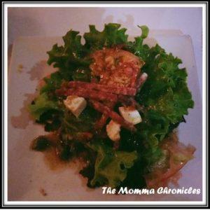 Mediterranean Salad, P295.00