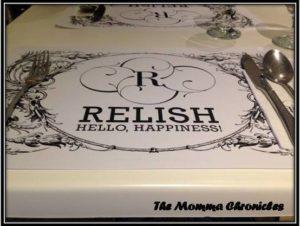 Relish 13