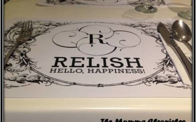 #TMCReview : Relish Hello Happiness Restaurant