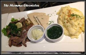 Slow Roasted Lamb Shoulder, P495.00