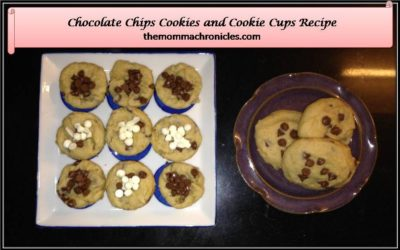 #TMCKitchenSeries: How to Make Cookie Cups from Scratch