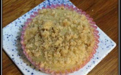 #TMCKitchenSeries: Mango Crumb Muffins