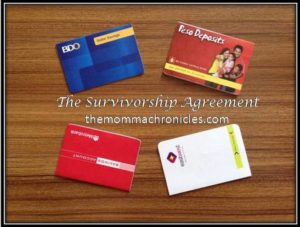 Survivorship Agreement
