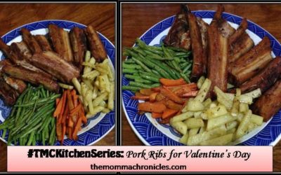 #TMCKitchenSeries: The Day I Cooked Ribs for Valentine's Day