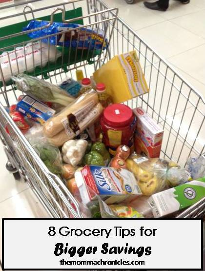 Grocery Tips 2