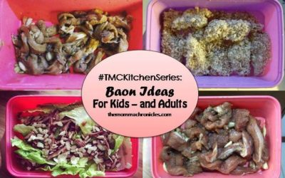 #TMCKitchenSeries: Easy Baon Ideas for Your Little Einstein