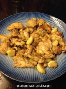 Garlic Chicken 2