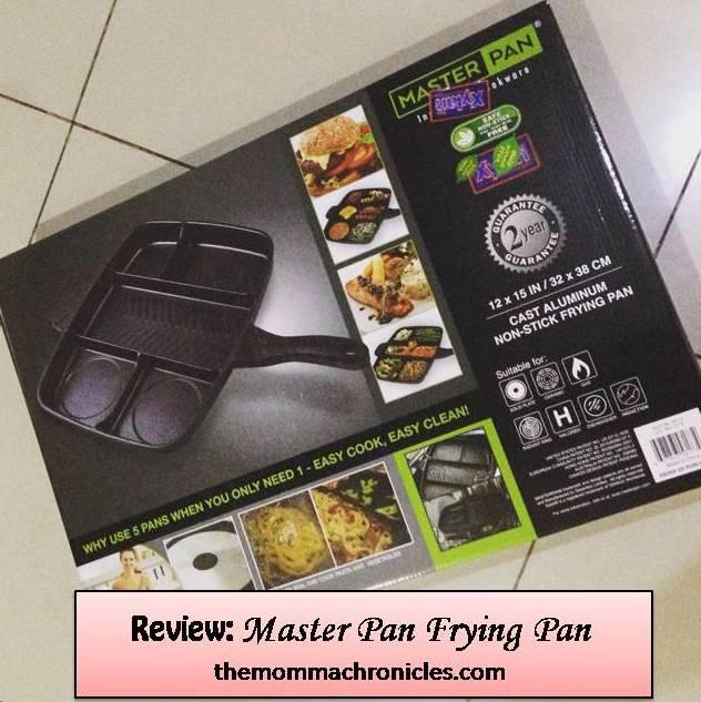 Master Pan 4