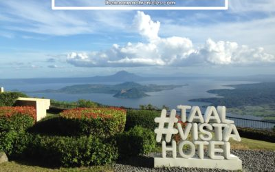 #TMCReview: Quickie Weekend Getaway at Taal Vista Hotel