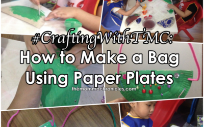 #CraftingWithTMC: Make-Your-Own-Bag Using Paper Plates