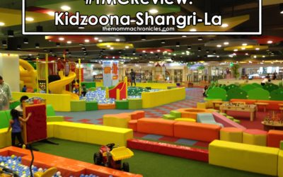 #TMCReview : Our Kidzoona Experience – and Yes, We Are Going Back