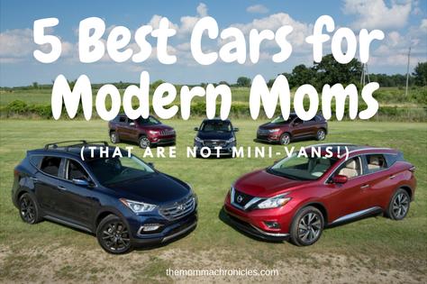 Best Cars for Modern Moms