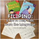 How to Teach Kids Filipino