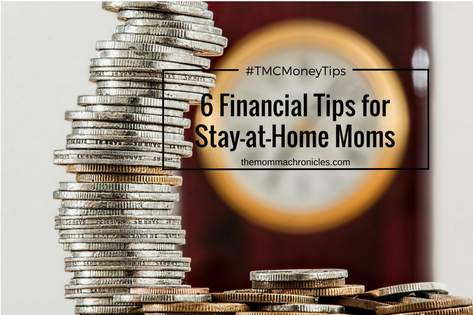 Financial Tips for SAHM