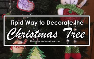 #CraftingWithTMC: Tipid Way to Decorate Your Christmas Tree