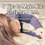 How to Make Kids Sleep Early