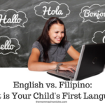 Child's First Language