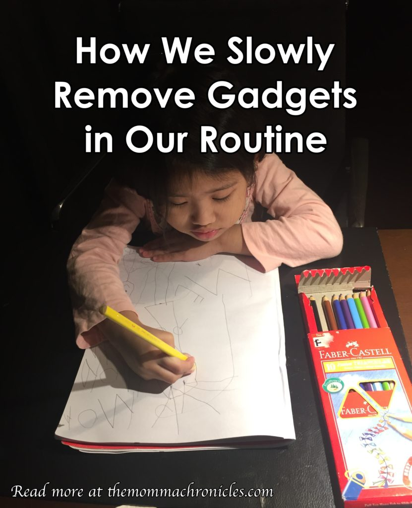 Gadget Addiction Kids