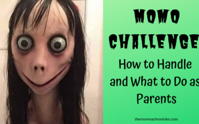How We Handled the Momo Challenge Issue