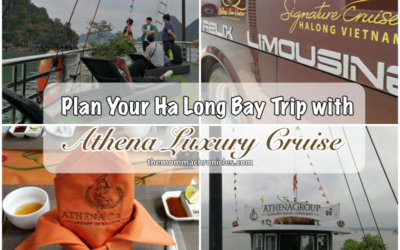 #TMCReview : Plan Your Ha Long Bay Trip with Athena Luxury Cruise