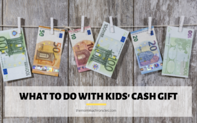 What To Do With Kids' Christmas Money Aside From Spending It