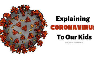 On Dealing With Coronavirus And Explaining It To Our Kids