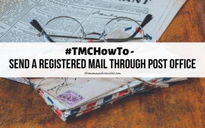 HOW TO: Send A Registered Mail At QC Post Office