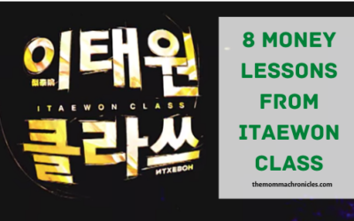 8 Money Lessons I Learned From Itaewon Class