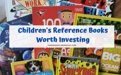 Reference Books For Kids Worth Investing