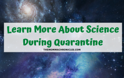 Free Science Resources To Keep Kids Busy During Quarantine
