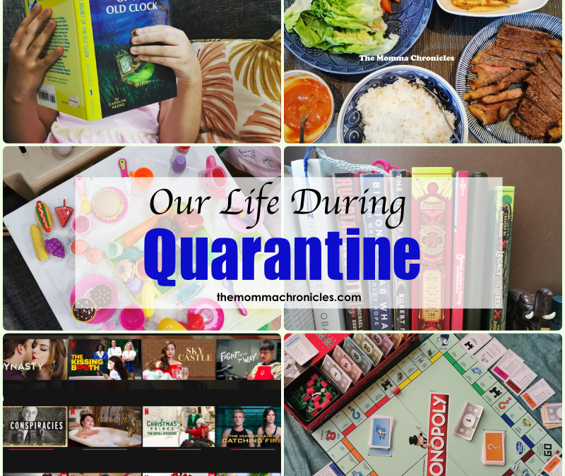 Embracing The #NewNormal – Our Life In Quarantine, So Far
