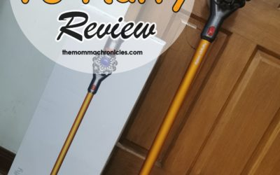 My Husband Does Chores With The Help Of Dyson V8 Fluffy Vacuum – A Review