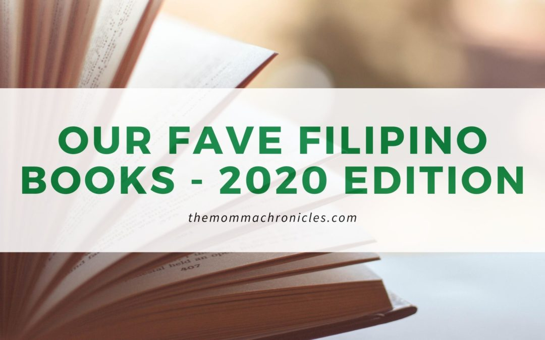 Our Favorite Filipino Books This 2020