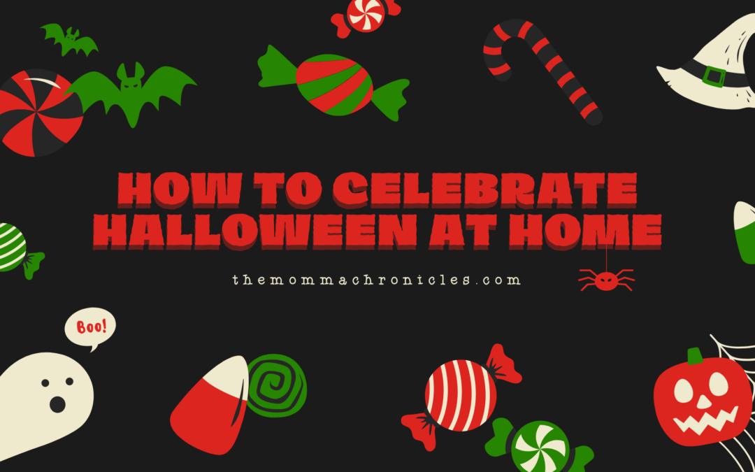 6 Halloween Ideas You Can Do With The Kids During Quarantine