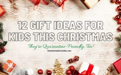 12 Gift Ideas For Kids This Quarantine Christmas