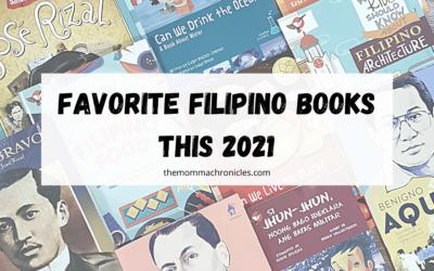 Our Favorite Filipino Books – 2021 Edition